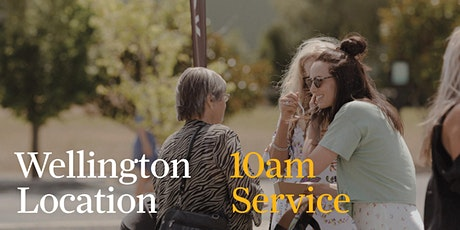 Annesbrook Wellington - 10am Service tickets