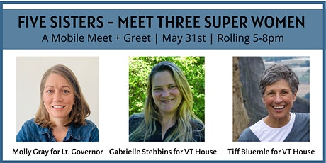 Five Sisters Mobile Meet+Greet with Molly, Gabrielle + Tiff tickets