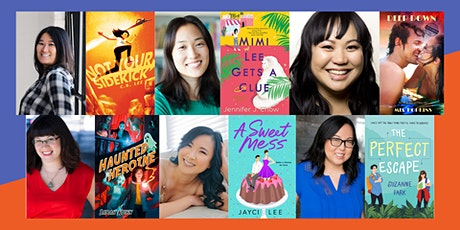 Author Event: Asian Pacific American Heritage Month Panel tickets