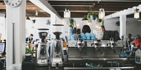 Barista Training: Next Steps tickets