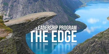 WA - The Edge Leadership Program | FIRST TIME IN WA | Sessions 5 tickets