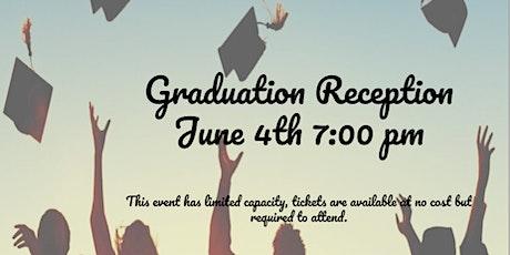 Graduation Reception tickets