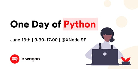 One Day of Python [Paid event] tickets