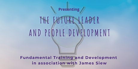 The Future Leader and People Development tickets