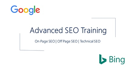 Advanced SEO Training in Medford | Weekend tickets