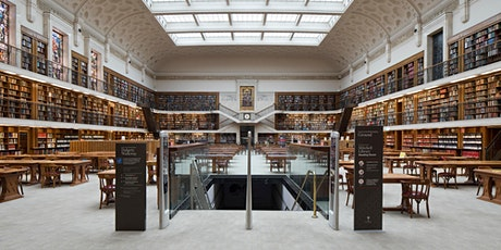The State Library of NSW | Book a session at the Mitchell Library Reading Room tickets