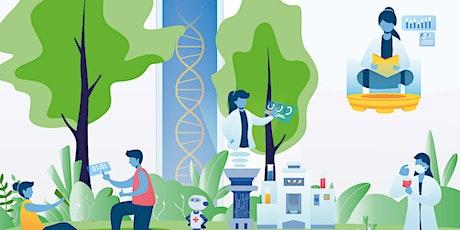 """Vorstellung von """"Health 2050"""" - kostenloses Webinar Tickets"""