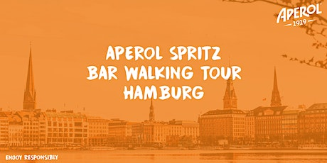 Aperol Spritz Bar Walking Tour Hamburg Tickets
