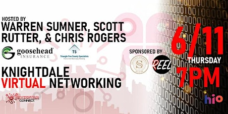 Free Knightdale Networking Event powered by Rockstar Connect (June, NC) tickets
