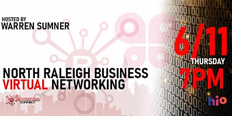 North Raleigh Business Rockstar Connect Networking Event (June, NC) tickets