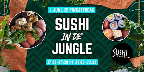 Sushi in de Jungle | City Theater x SushiThuis.nl tickets