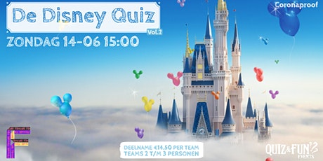 De Disney Quiz | Utrecht tickets