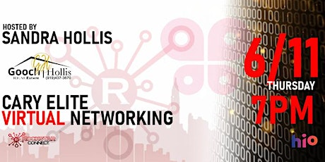 Free Cary Elite Rockstar Connect Networking Event (June, near Raleigh) tickets