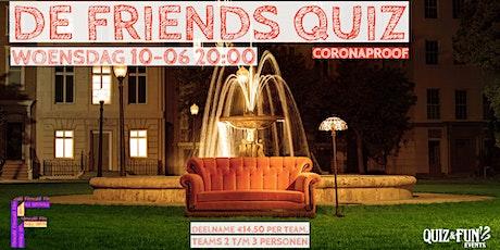 De Friends Quiz   Utrecht tickets
