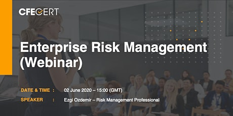 Enterprise Risk Management (ERM) tickets