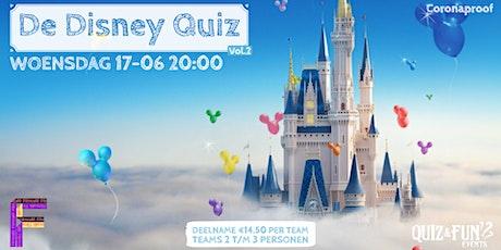 De Disney Quiz | Utrecht tickets