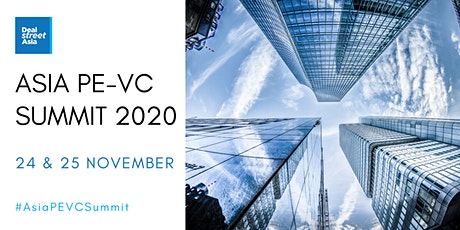 Virtual | Asia PE-VC Summit 2020 tickets