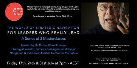 The World of Strategic Navigation - For Leaders Who Really Lead tickets