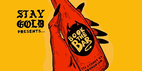 Stay Gold presents Book The Bar tickets