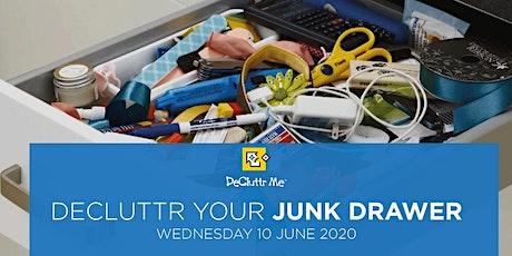 Decluttr Your Junk Drawer tickets