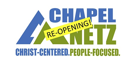 Chapel Netz (in person!) tickets
