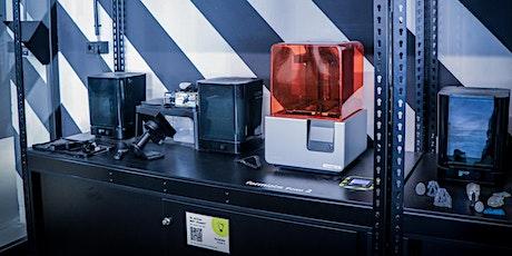 SLA 3D-Druck: Formlabs MSU Tickets