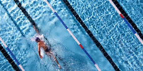 Banenzwemmen (50m) 1-7 juni [ZR] tickets