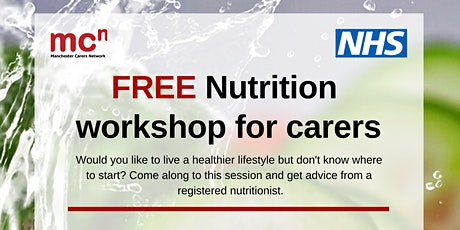 Virtual Nutrition Workshop tickets
