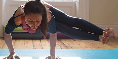Online Vinyasa Yoga with Anna Hildreth (suitable for all) tickets