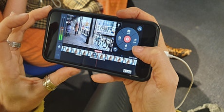 Smartphone Filmmaking Course for Charities tickets