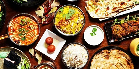 Indian Dinner At Pint Size Indian Restaurant, Point Cook  tickets