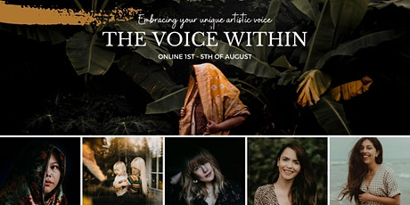 The Voice Within Online Summit tickets