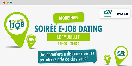 E-Job Dating Morbihan : décrochez un emploi dans votre région ! billets