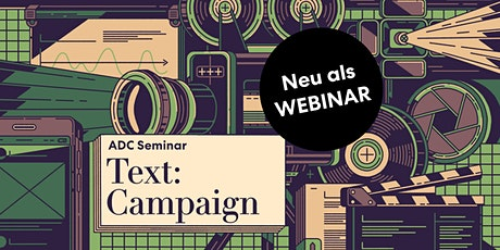 "ADC Schnupperseminar ""Text: Campaign"" Tickets"