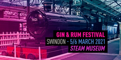 The Gin & Rum Festival - Swindon - 2021 tickets