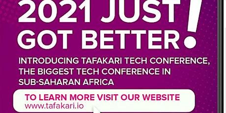 Tafakari Conference 2021 tickets