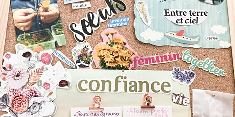 Cercle de femmes - Vision Board tickets