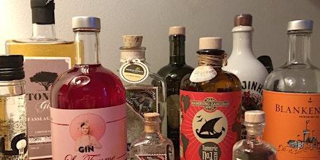 """Gin-Tasting """"Am Tor zur Welt"""" Tickets"""