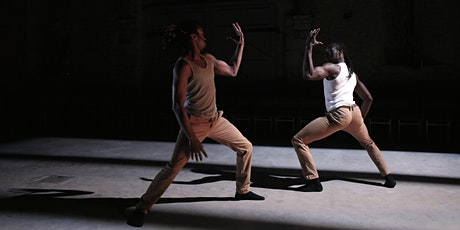 PERFORMANCE: with Anthony Matsena 'Geometry of Fear' tickets