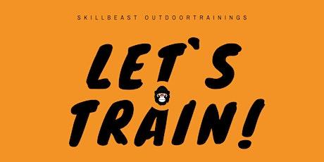 Skillbeast Outdoortraining 08.00 Tickets
