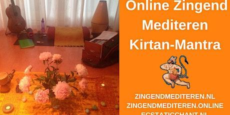 Online Zingend Mediteren Introductie / Kirtan - Mantra tickets