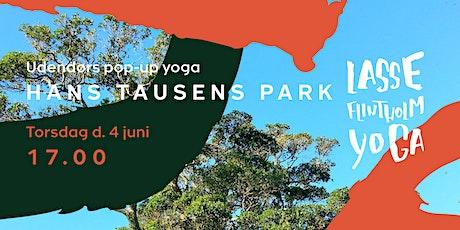 Pop-up Yoga - Hans Tausens Park - torsdag d. 4 juni kl. 17.00 tickets