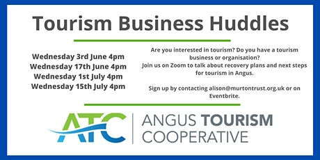 Angus Tourism Huddle tickets