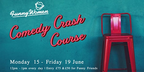 Comedy Crash Course tickets