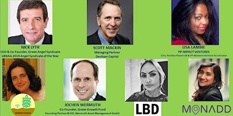 JUNE 10 - PP Impact Investor Webinar - SUSTAINABILITY & GREEN VENTURES tickets