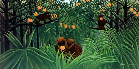 It's  Jungle in Here! (Drawing, Painting, Making Animals) Lesson for Kids tickets