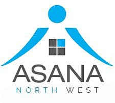 Asana North West logo