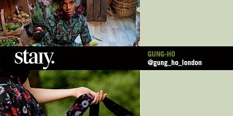 Live with Gung-Ho bilhetes