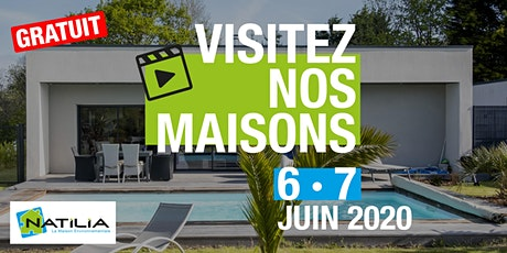 [Visites privées 6 & 7 Juin] Maison Natilia à Tours tickets