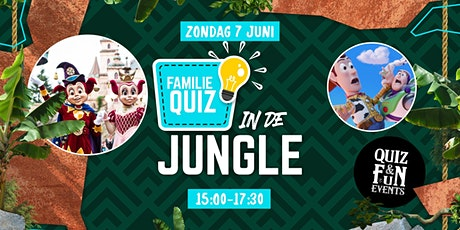 FamilieQuiz in de Jungle | City Theater tickets